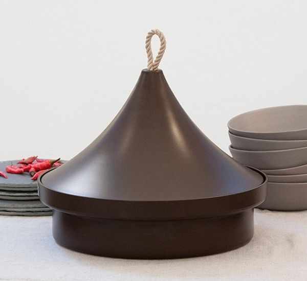 Glocal Tajine is a pot designed by Rodolfo Dordoni for KnIndustrie. Glocal because international, only for quality and design.  #fatherday #gift #giftideas #festadelpapà