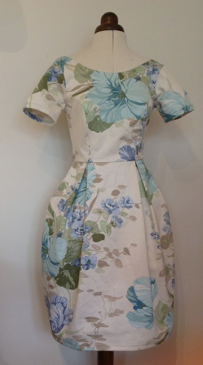 elisalex dress - by hand london. vintage dress.