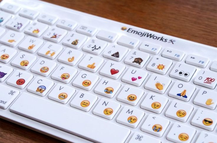 The new Emoji keyboard from Disc Cactus isn't just a keyboard that looks awesome and makes typing even easier. It makes using Emoji's a breeze. Meaning that you can save loads of time avoiding having to constantly switch between keyboards, and look cool in the process. If you're anything like us, it will make using social media so much easier.