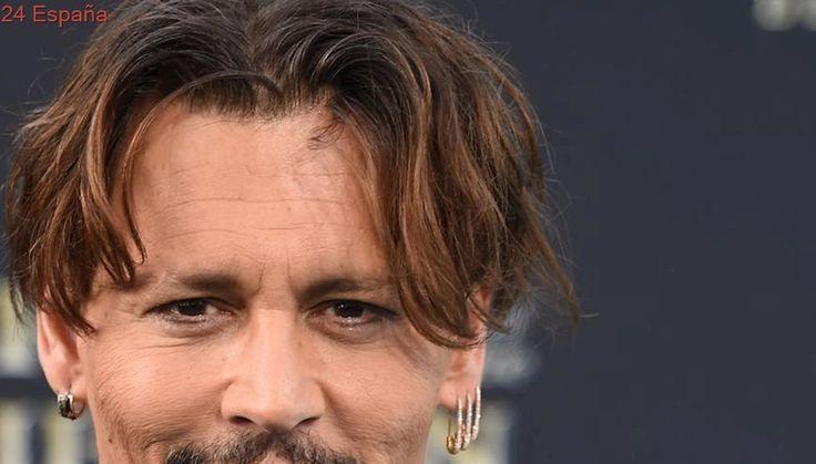 La granja de caballos de Johnny Depp saldrá a subasta