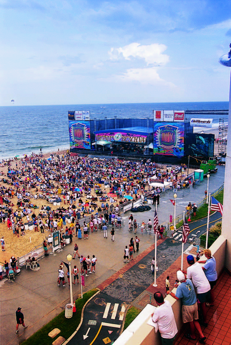 Virginia Beach concerts...can't wait to attend mine this week :D