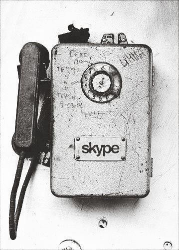 Oldies :-) haha skype :3 :P