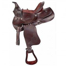 Las 25 mejores ideas sobre sillas de montar en pinterest for Monturas para caballos