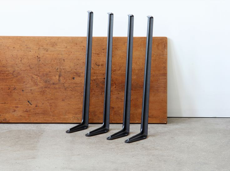 Very Good and Proper canteen table legs  http://www.verygoodandproper.co.uk/tables/#/canteentablelegs/