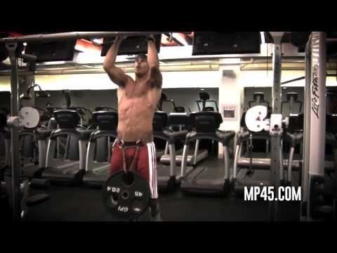 Let Your Pain Be Your Fuel (ft. Marc Megna) - Bodybuilding Motivation - YouTube