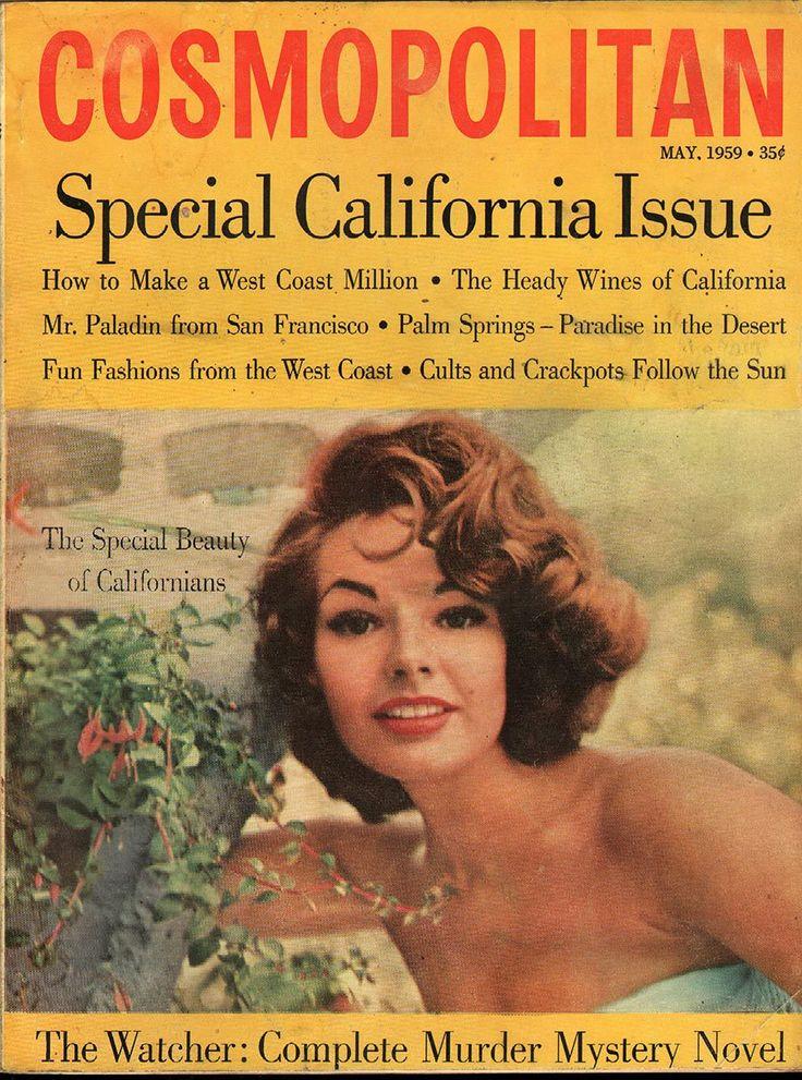 1959 Vintage Cosmopolitan