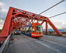 Lloyd District Neighborhood Guide - Travel Portland: Easily accessible via light rail and streetcar, the Lloyd District contains the convention center, Oregon's largest mall, and the Moda Center, which hosts NBA games and concerts.The Portland Streetcar Central Loop crosses the Broadway Bridge.