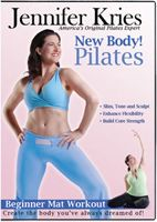 New Body! Pilates DVD - Beginner Mat and Circle Workouts with Jennifer Kries