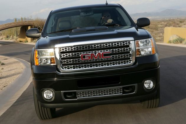 2010 Chevy Duramax For Sale   2011 GMC Sierra Denali HD - Click above for high-res image gallery