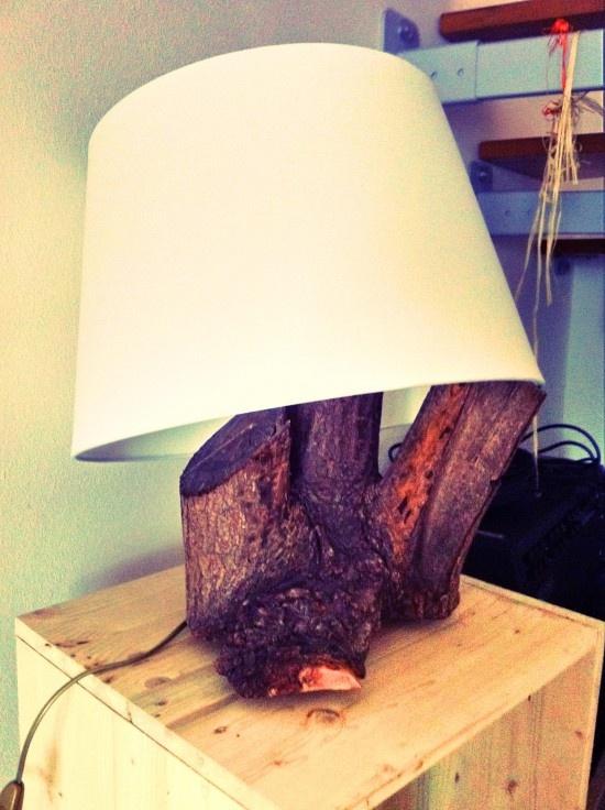 Lampada Ceppo