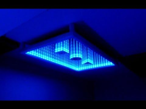 How to make an Infinity Mirror - YouTube