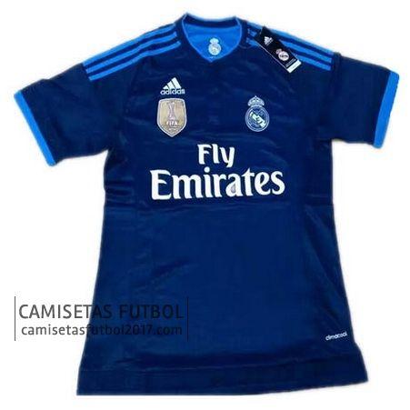 Tercera camiseta de Real Madrid 2015 2016 | camisetas de futbol baratas