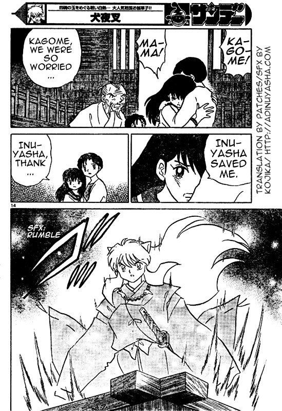 Inuyasha Vol 56 Ch 558 Stream 1 Edition 1 Page All Mangapark