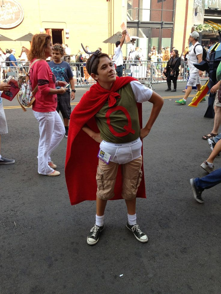 Quail Man Cosplay | www.imgkid.com - The Image Kid Has It! Quailman Costume