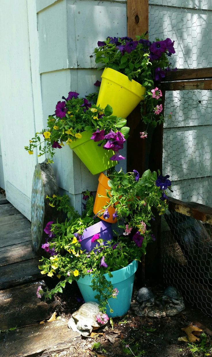 Brand new The 36 best Topsy Turvy Planter Pots images on Pinterest  ZH27