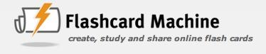 Flashcard Machine.com