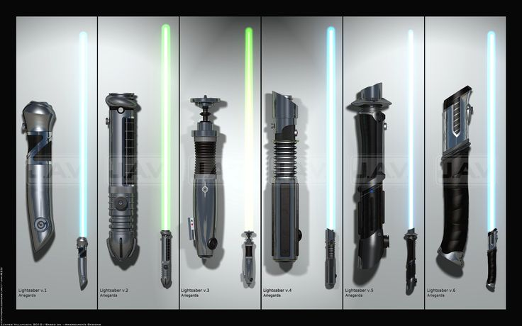 Lightsaber Hilt Designs | ... on ~Ariergarda's Lightsaber Designs in 3D - Created Using Carrara