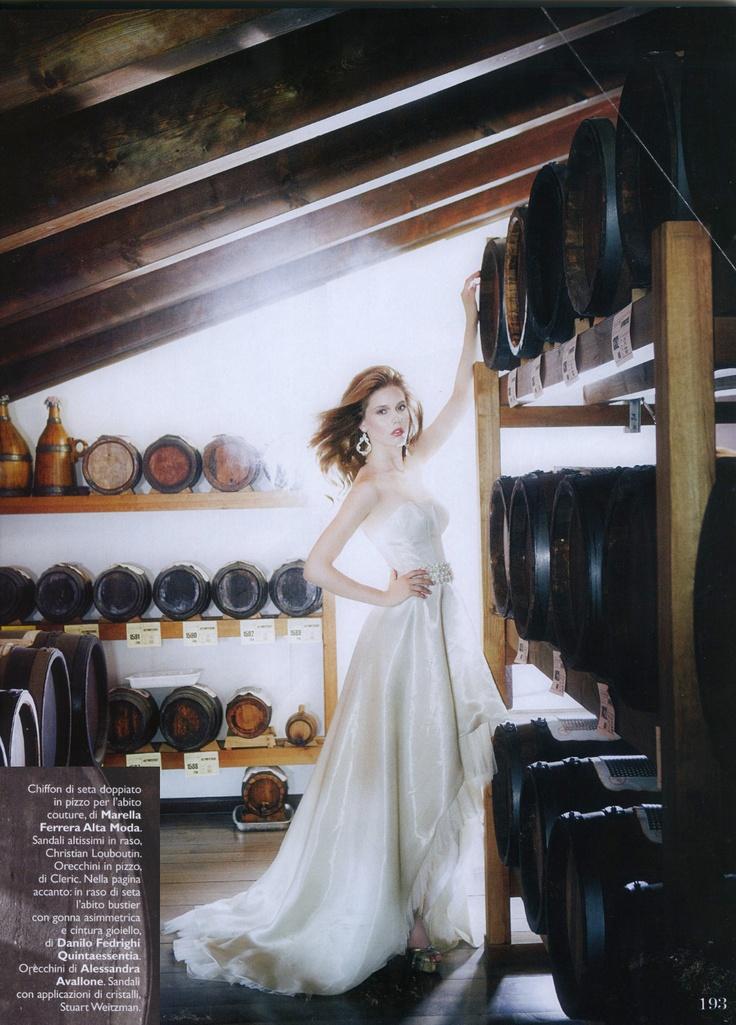 Vogue Sposa – Settembre 201