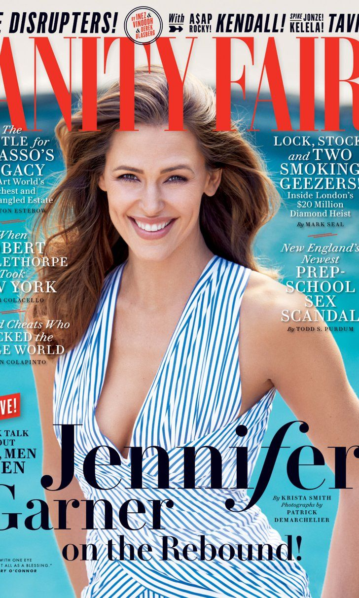 17 Truth Bombs Jennifer Garner Just Dropped About Her Split From Ben Affleck