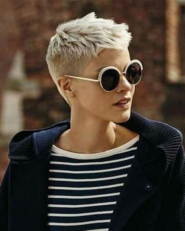 Kurzhaarfrisuren für Damen – Top 25 Kurze Haare Puffer 25: mit Haut und Haaren up to date in welcher Spielzeit: kurzhaarfrisuren, die den 1960 jahren