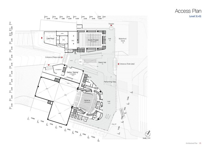Gallery - Sejong Art Center Winning Proposal / DMP Partners - 26