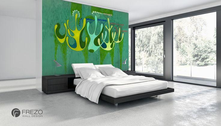 """Wallpaper """"Water Princess"""" • WOO Design"""
