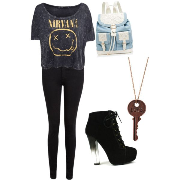 Untitled #21 by feffymoya-1 on Polyvore featuring polyvore fashion style Paige Denim Fahrenheit Forever New