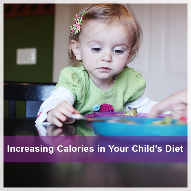 Cincinnati Children's pediatric dietician offers 4 tips  to help increase calories in your underweight child's diet.