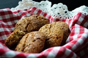 Nourishing Anzac biscuit - Well Nourished - Simple recipes, whole foods, inspired health