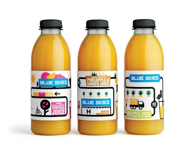 500ml bottle packaging by williams murray hamm via flickr for Decor 500ml bottle