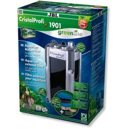 Внешний фильтр для аквариума JBL CristalProfi Е1901 Greenline