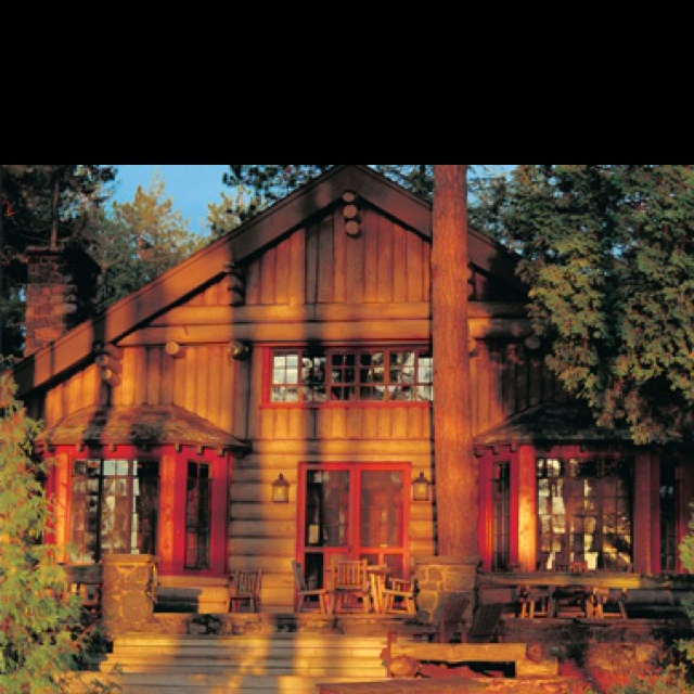 The Point Saranac Lake, New York All Inclusive Exterior Lodge Resort  Waterfront Tree Outdoor House Building Home Neighbourhood Architecture  Facade Log Cabin ...