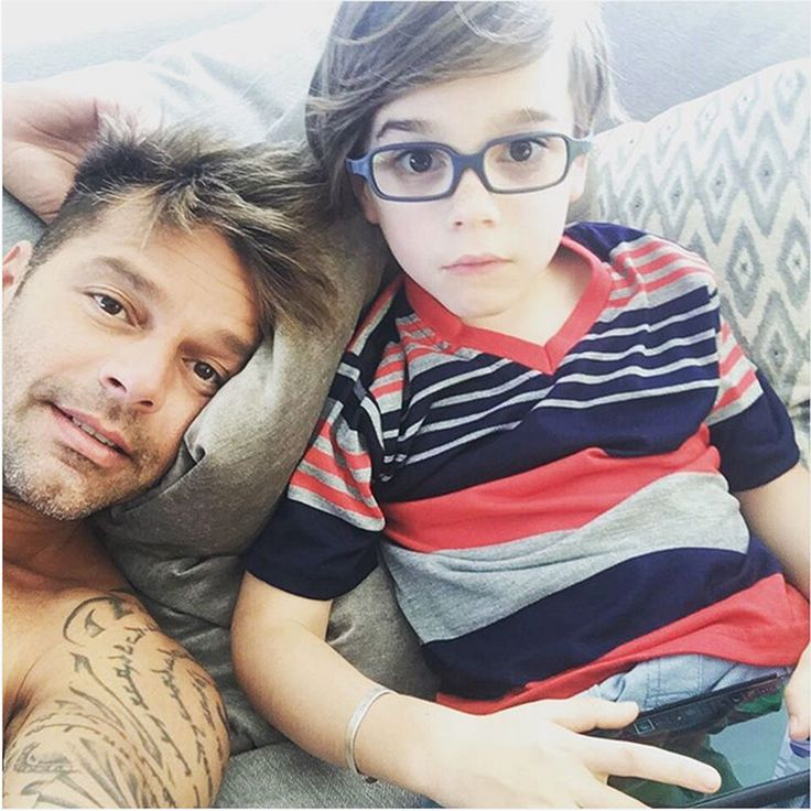 How Ricky Martin's Twins Reacted When They Realized He Was Famous: 'Papi, You're Ricky Martin' #ricky #martin #twins #reacted #realized…