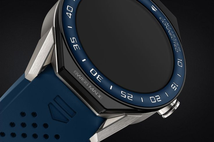 Tag Heuer and Intel are making another $1600 Android Wear smartwatch