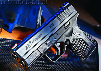 Springfield XDS 45.ACP best concealed carry ever made