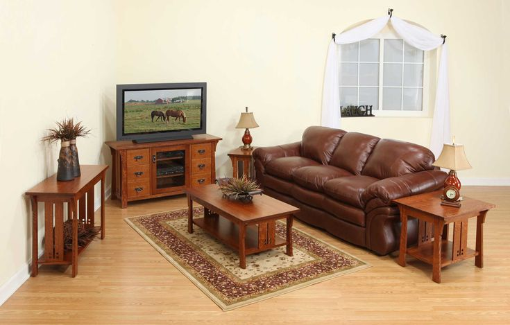 72 Best Mission Style Living Room Images On Pinterest