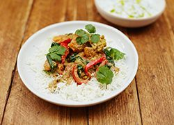 A step-by-step recipe, ideal for schools, for a dish which is packed with complimenting flavours – from Jamie Oliver's Kitchen Garden Project.