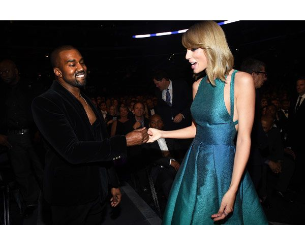 Kanye West & Taylor Swift: His Plan To Interrupt Her On Stage & Do SurpriseDuet