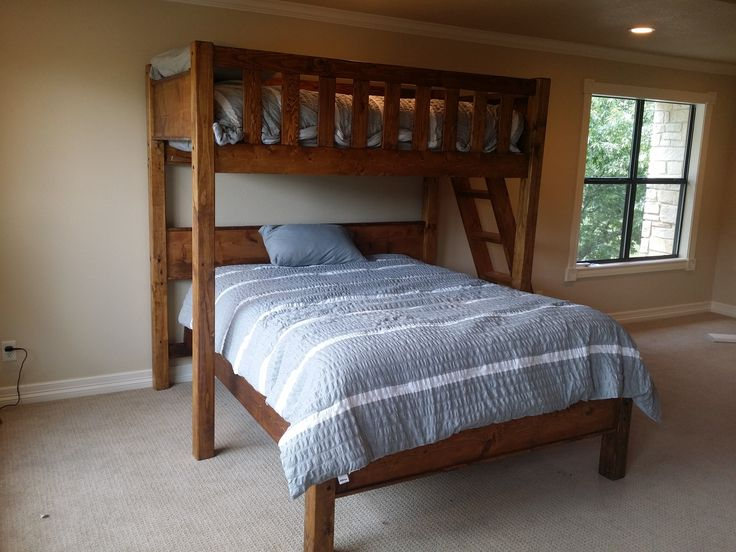 Adult Twin Beds Twin Mattress For Adults Amazing Custom: 25+ Best Ideas About Queen Bunk Beds On Pinterest