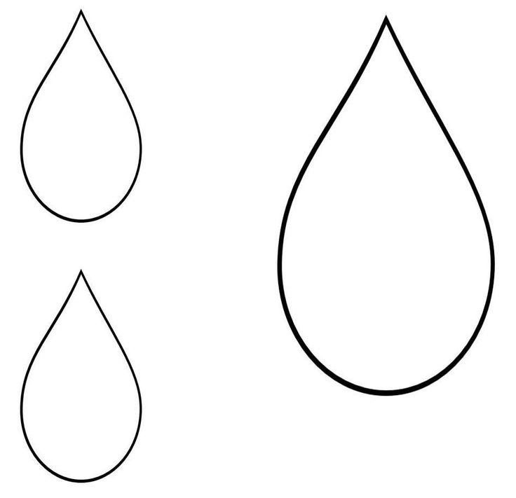 teardrop banner template - the gallery for teardrop shape template