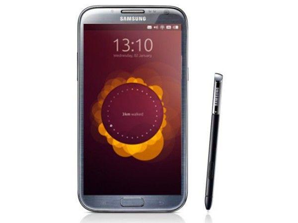 Ubuntu Phone è disponibile in una prima versione alpha per Galaxy Note II, grazie al porting creato da uno sviluppatore.
