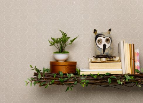 20 Cool Homemade Bookends | IdealHomeGarden.com