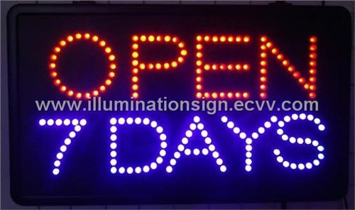 Open Neon Sign (NS0-02) (NS0-02) - China neon sign;neon Lamp