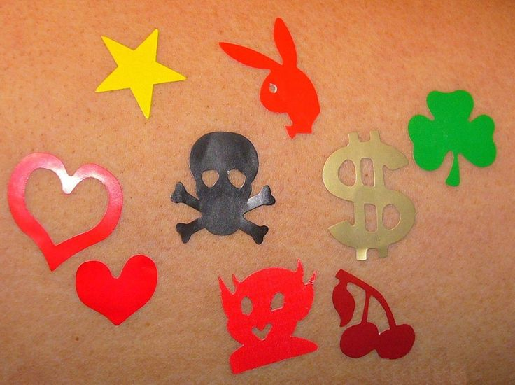 Mixed Tanning Tattoos Tanning Sticker Tantoos Assorted Heart, Lips, etc. Pack of 200. Random Tanning Tattoos. Assorted Heart, Lips, Star,etc. 100 % New. No Chemicals - No ppd - No ammonia. Pack of 200.