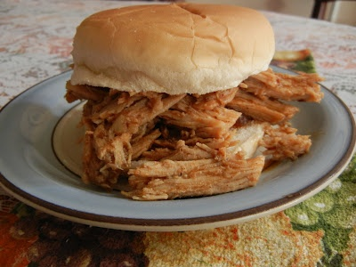 From My Southwest Kitchen: Spicy Dr. Pepper Shredded Pork