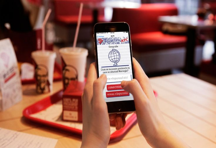 Fast food chain offers free Wi-Fi to students who can pass a test