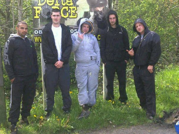 image Scallies chavs amp hoodies sex offenders