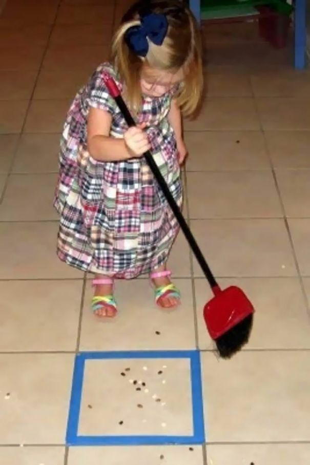 Put Your Kid To Work By Turning Chores Into Fun Games