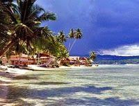 Pantai Sorake Nias - Sumatera Utara - Wisata Alam