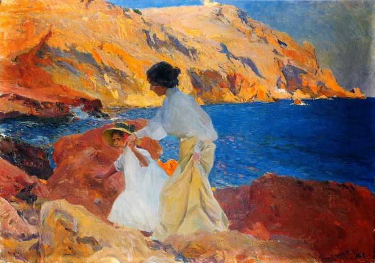Joaquin Sorolla y Bastida (1863 –1923)